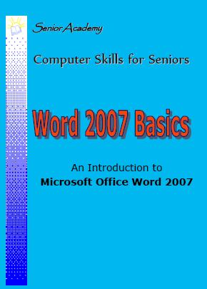 book Word 2007 Basics cover illustration