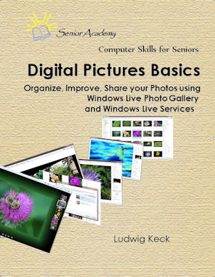 book Digital Pictures Basics cover illustration